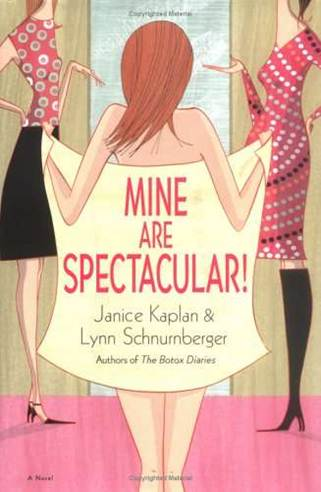 Mine Are Spectacular Cover